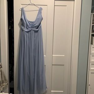 Dressy maternity bridesmaid dress size 20/22
